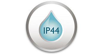 IP44 – väderbeständig
