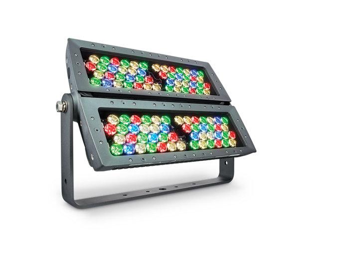 ColorReach Powercore gen2 four channel floodlight LED fixture