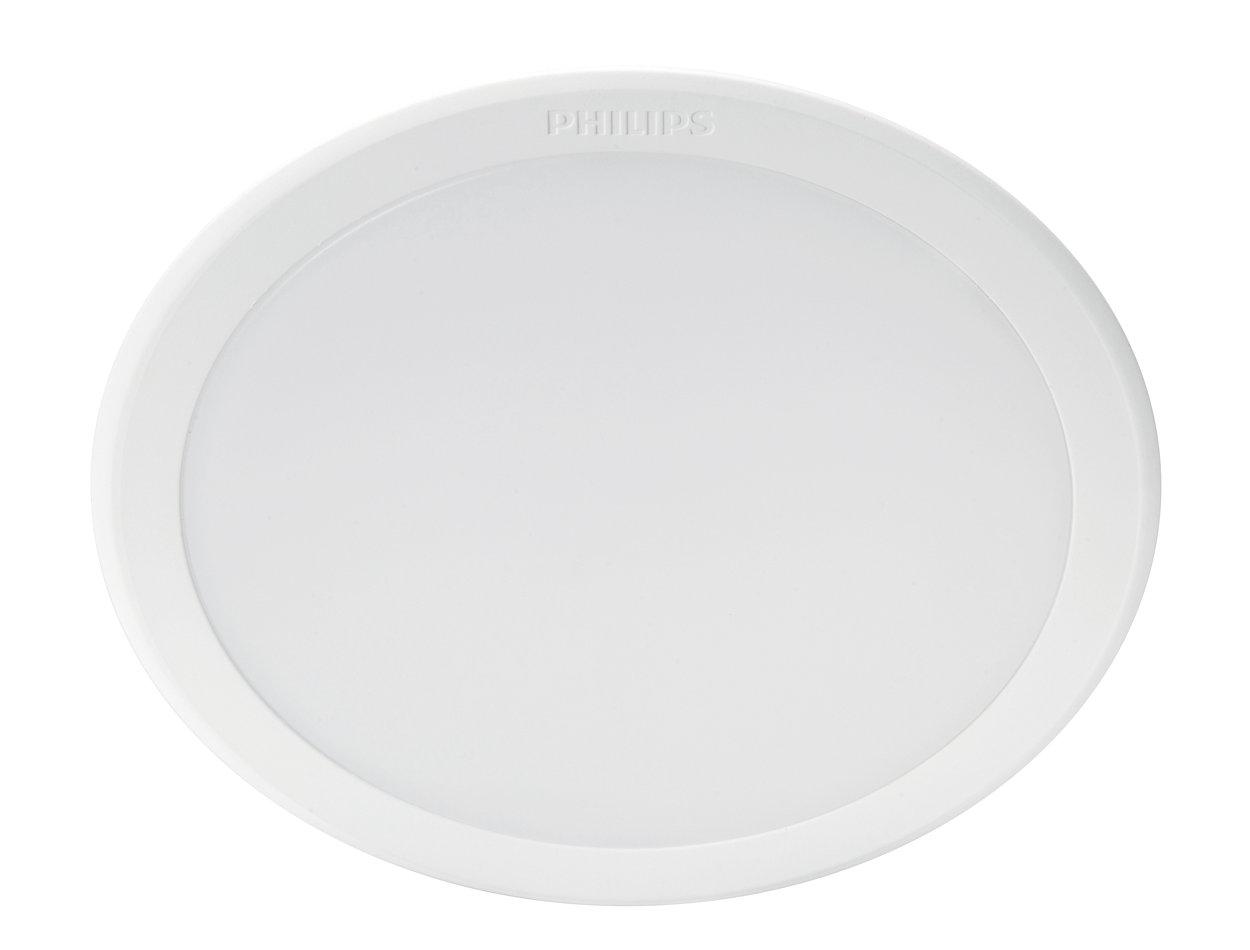 Komfortowe oświetlenie LED, które nie jest męczące dla oczu