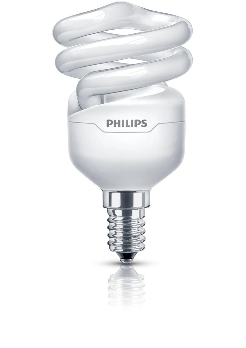 Tornado Spiral Energy Saving Bulb 8718291117247 Philips