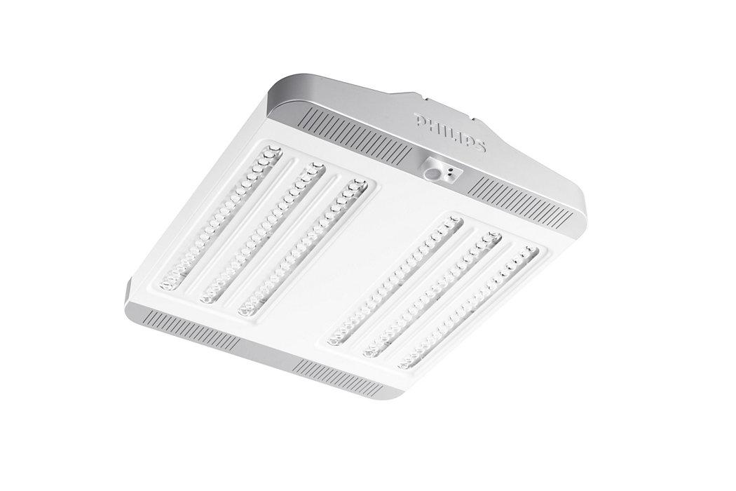 Энергоэффективное освещение для промышленных и коммерческих помещений
