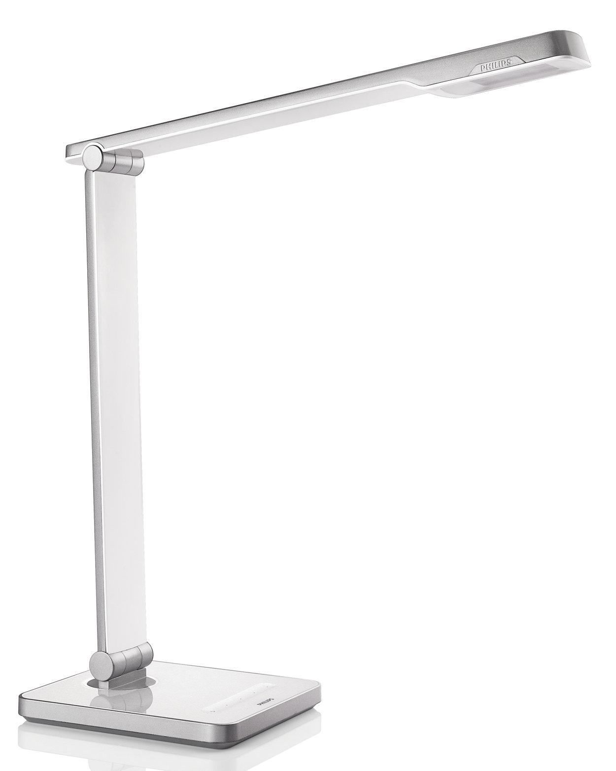 Továbbfejlesztett asztali világítás, mert számít a kényelem