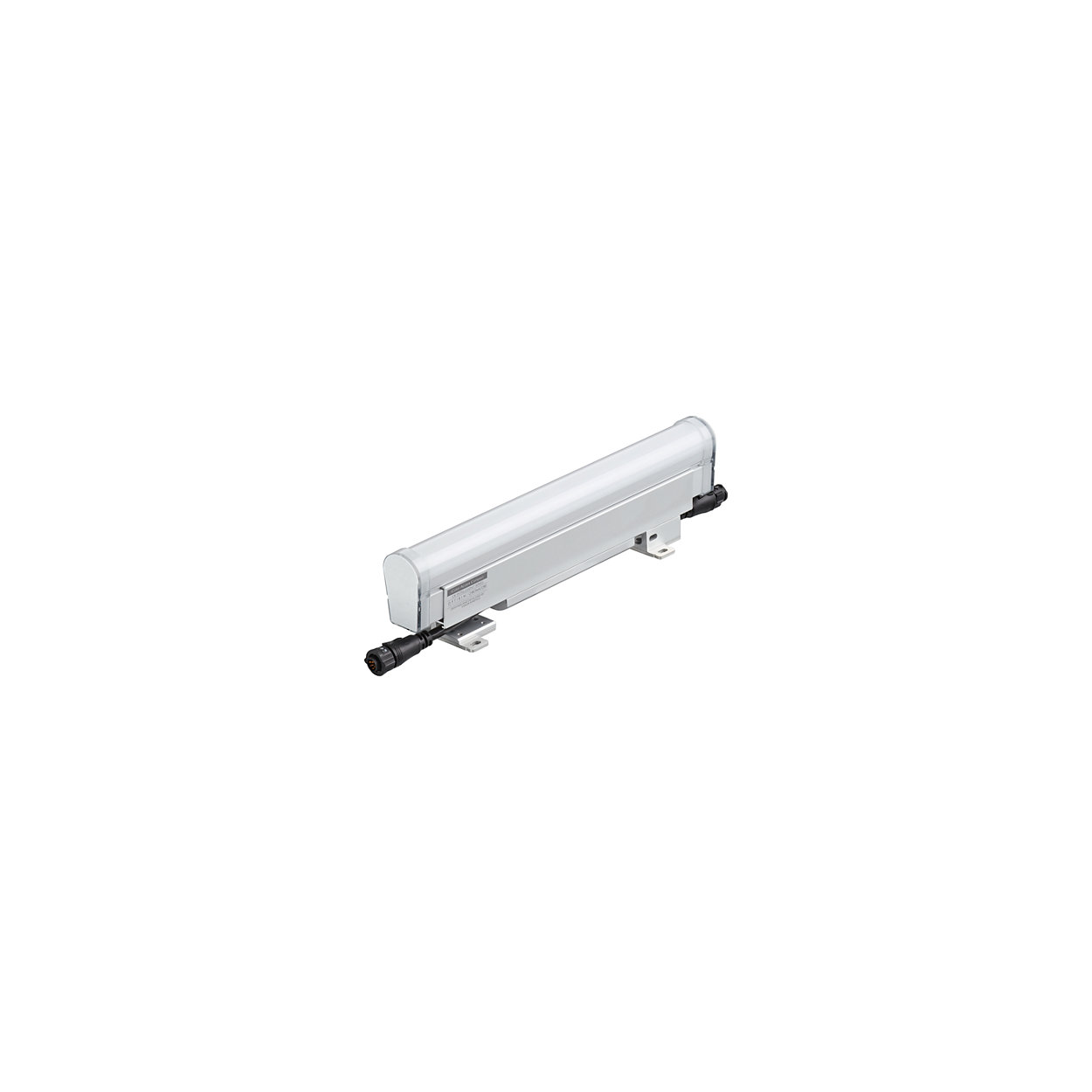 iColor Accent Compact -–High-resolution media-direct-view linear LED luminaire with RGBW colour light