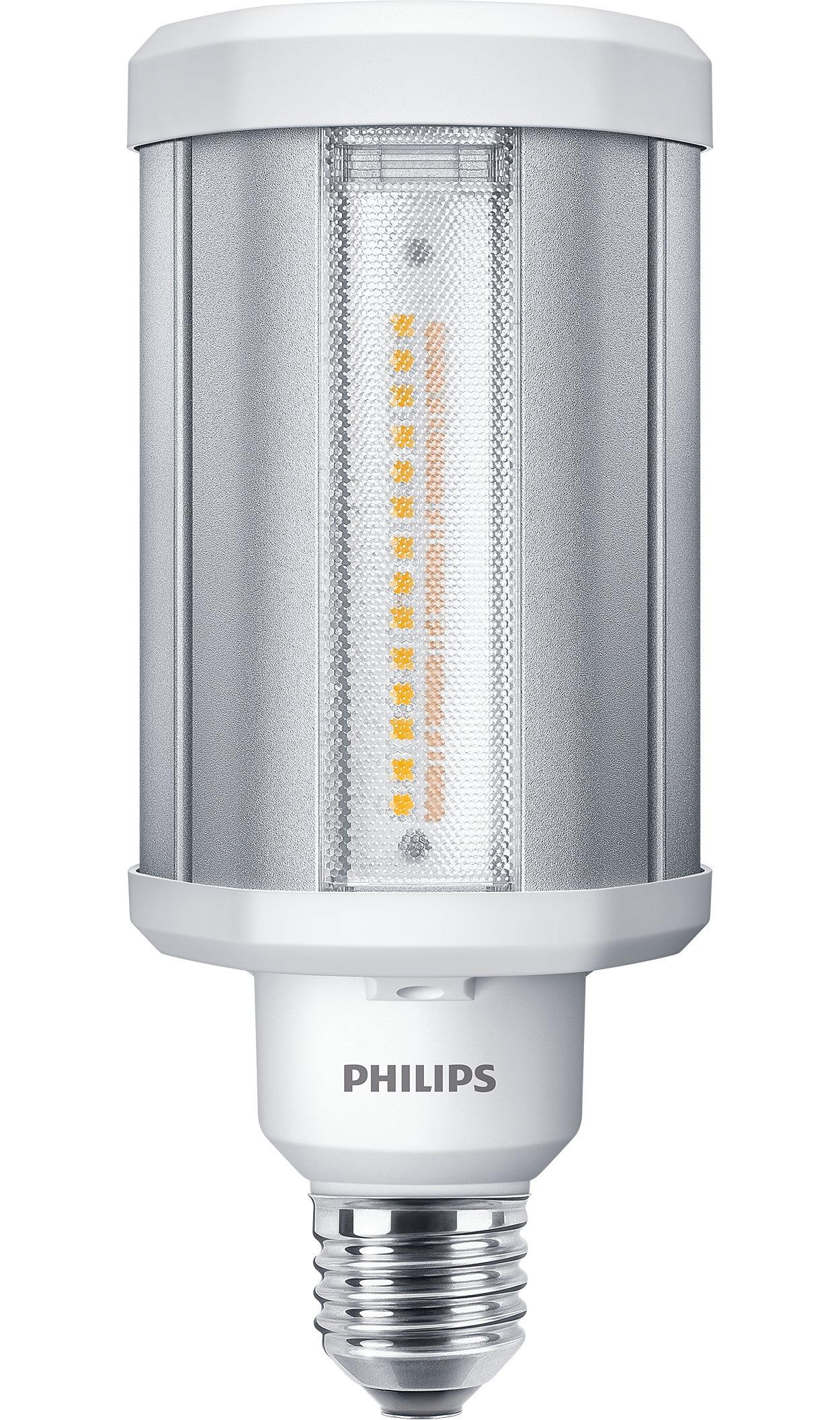 La meilleure solution LED pour le remplacement des lampes à décharge haute intensité (HID, High-Intensity Discharge)