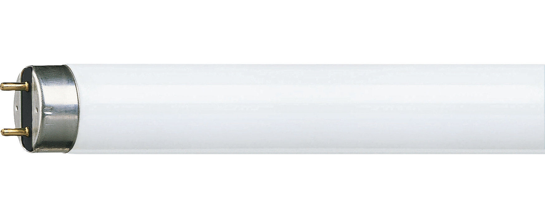 Effektiv lysrörsbelysning med förbättrad färgåtergivning.