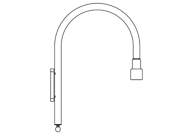 Bracket Arm (250)