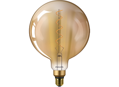 LED classic-giant 25W E27 G200 GOLD ND