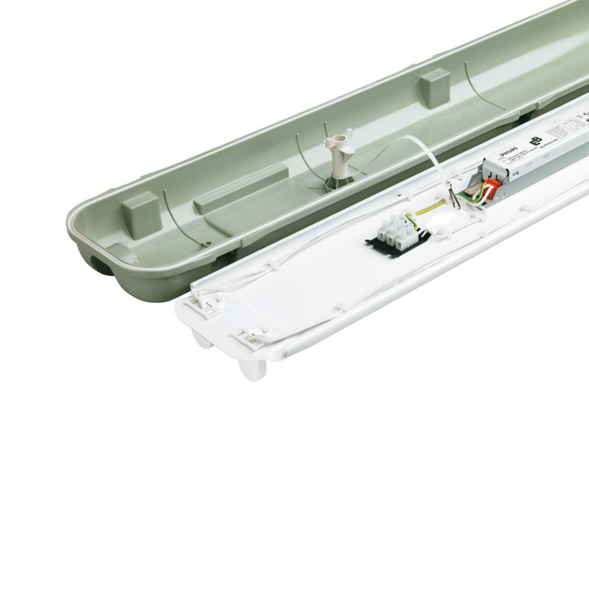 Plafoniere Stagne Led Philips : Tcw stagne philips lighting