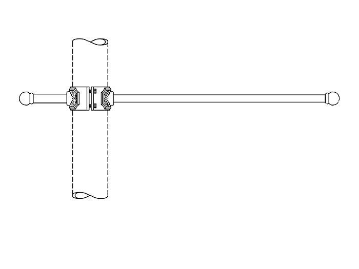 Banner Arm (39-4)