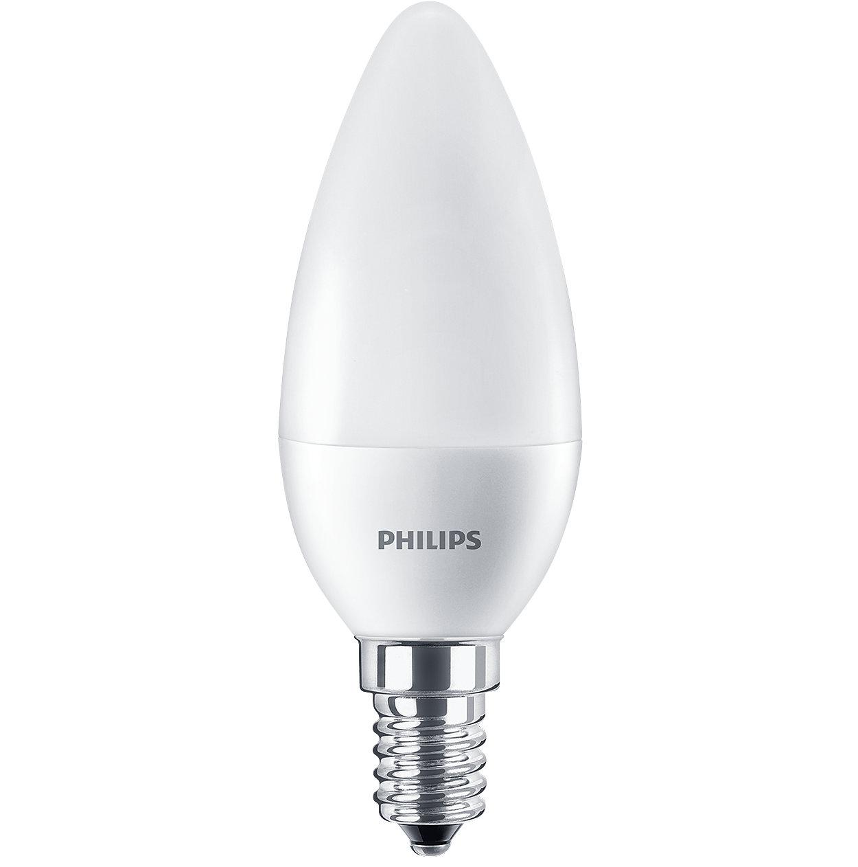 Die preiswerte LED Kerzen-und Tropfenformlampenlösung