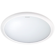 31817 27K LED CEILING IP65 12W white Ceiling light