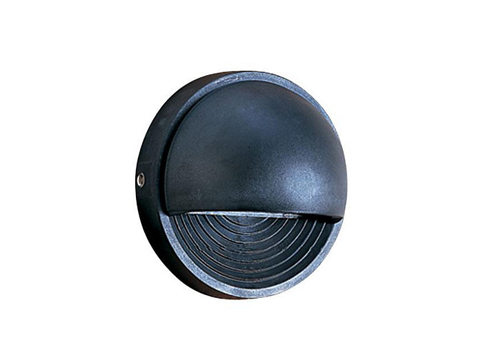 Deck Light, Ultem, Round Step, 2W LED, 12V