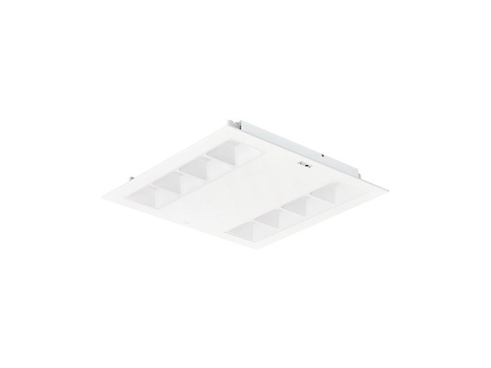 PowerBalance gen2 RC362B recessed luminaire with ActiLume, square version