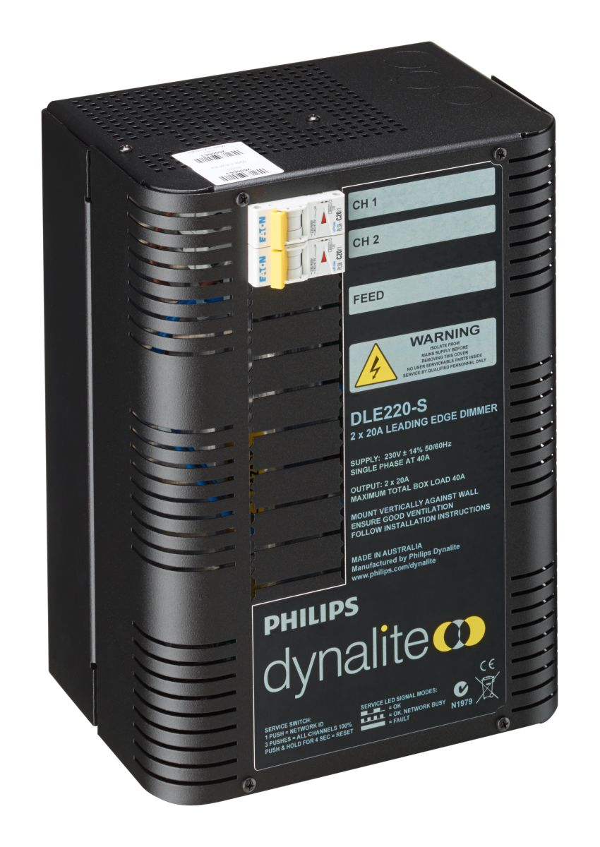 Dynalite Phase Cut Dimmers Philips Lighting Filament Light Dimmer Circuit Electronic Circuits