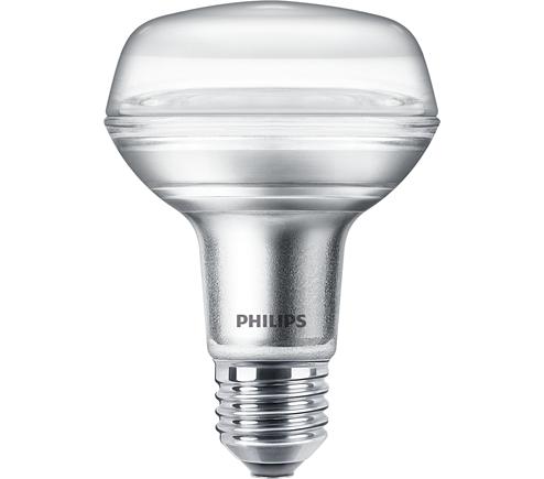 CorePro LEDspot CoreProLEDspot ND 4-60W R80 E27 827 36D