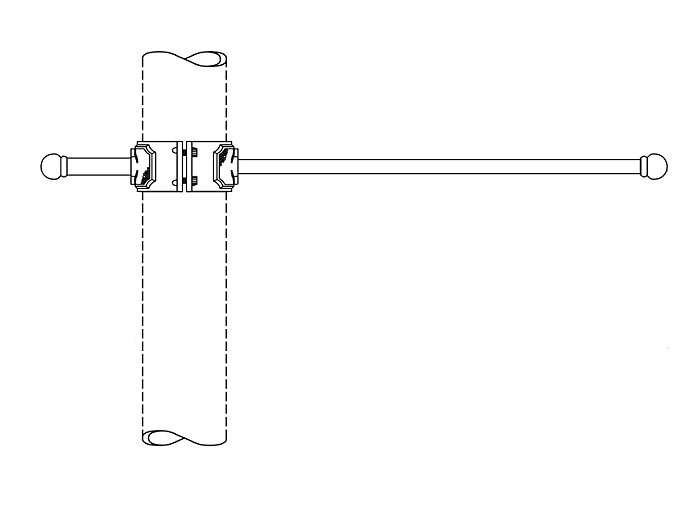 Banner Arm (395)