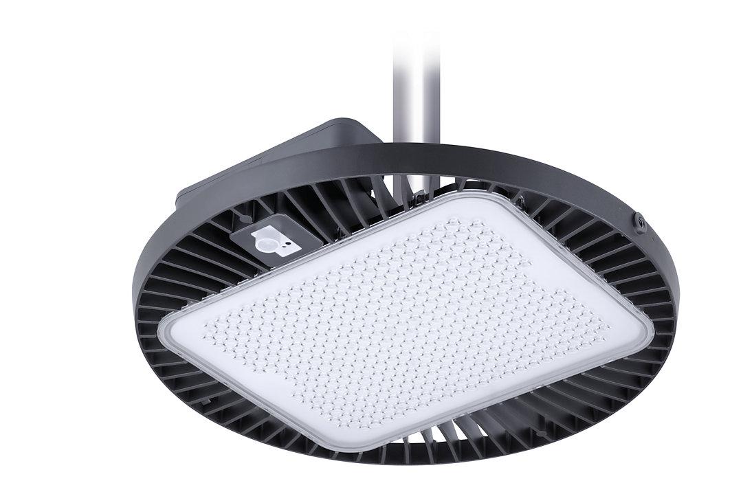 GreenPerform Highbay G3: calidad de luz excelente, máximo ahorro de energía.
