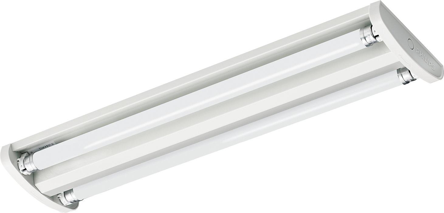 T8 LED燈管山形吸頂燈
