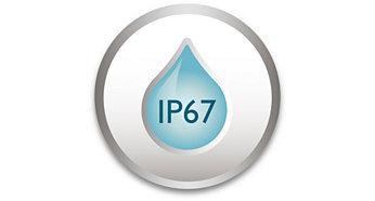 IP67 - weerbestendig