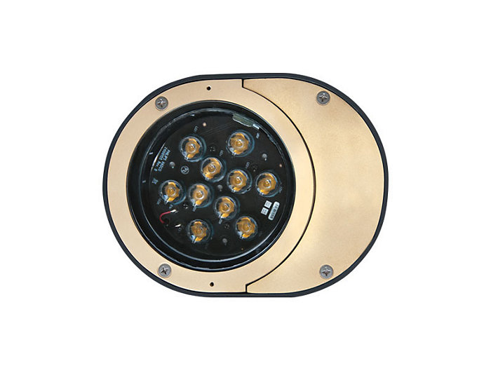 Inground, 13W LED, Narrow Flood, 2700K