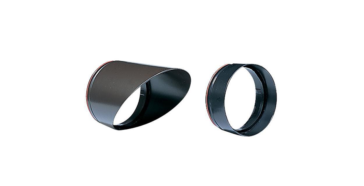 Bullet Shroud Large Ultem - satisfying your lighting design needs