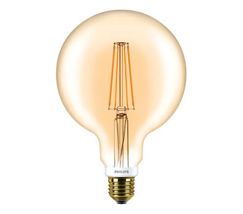 LEDClassic 7-60W G120 E27 2000K GOLD APR