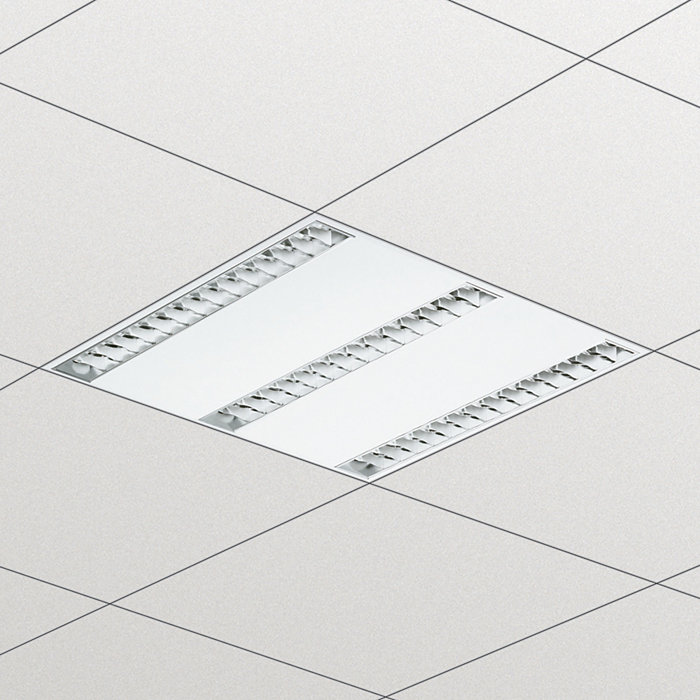 SmartForm – the new standard for office lighting with modular recessed luminaires