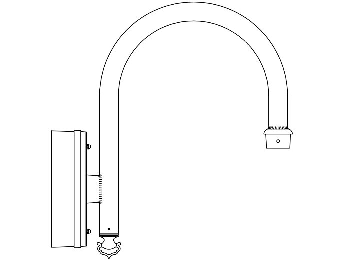 Bracket Arm (253)
