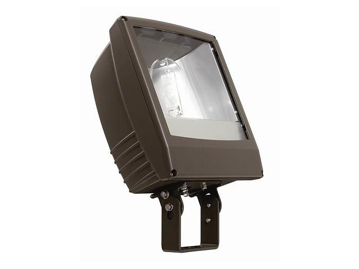 Spot Distribution - Yoke Mount - PF4 Floodlight - IP65