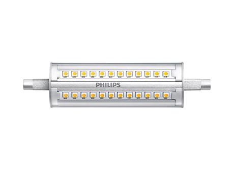 CorePro LED linear R7S 118mm 14-100W 830 D