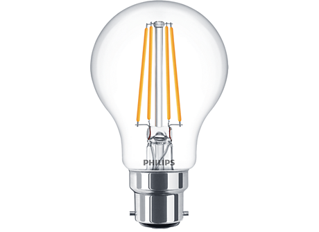 CLA LEDBulb ND 7-60W B22 WW A60 CL