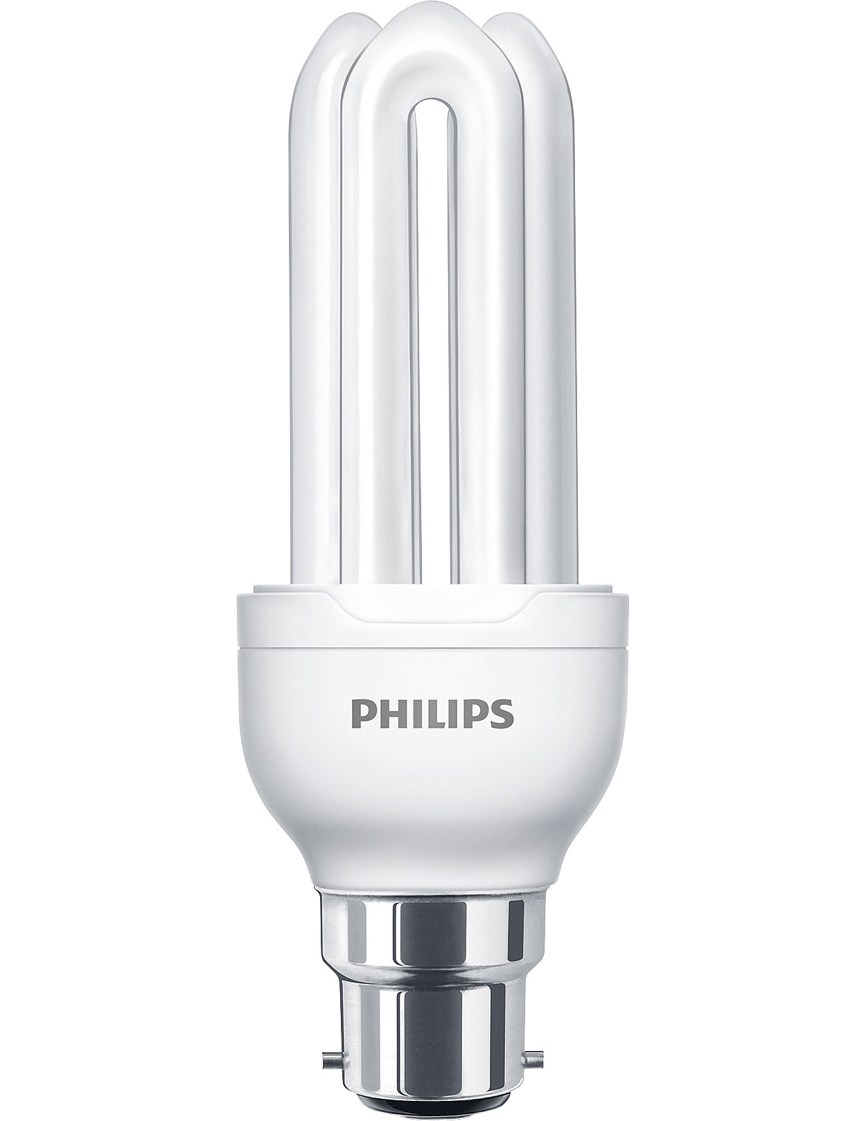 Small and powerful energy saver gives high quality light, with compact design