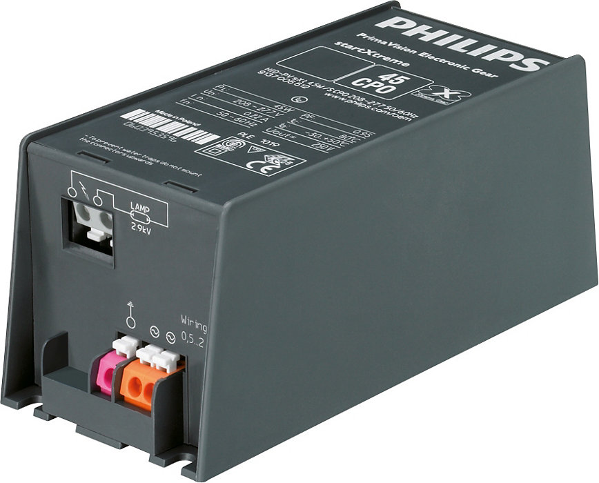 HID-PrimaVision Xtreme pro světelné zdroje CPO – předřadníky Xtreme pro maximální spolehlivost