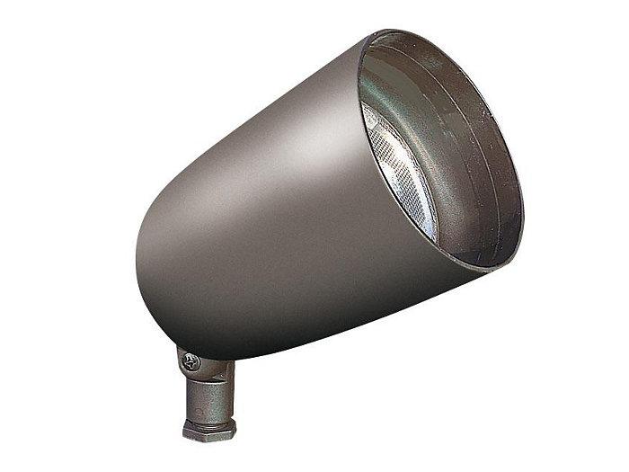 Accent, Aluminum Bullyte, Bronze, 300W, R40, 120V