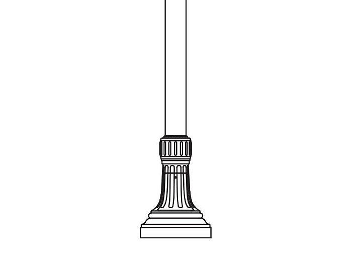 Anchor Base Post (796-)
