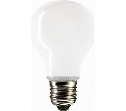 Softone 75W E27 240V T55 WH 1CT/5X20FT