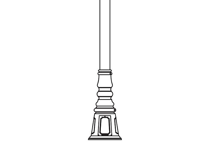 Anchor Base Post (368)