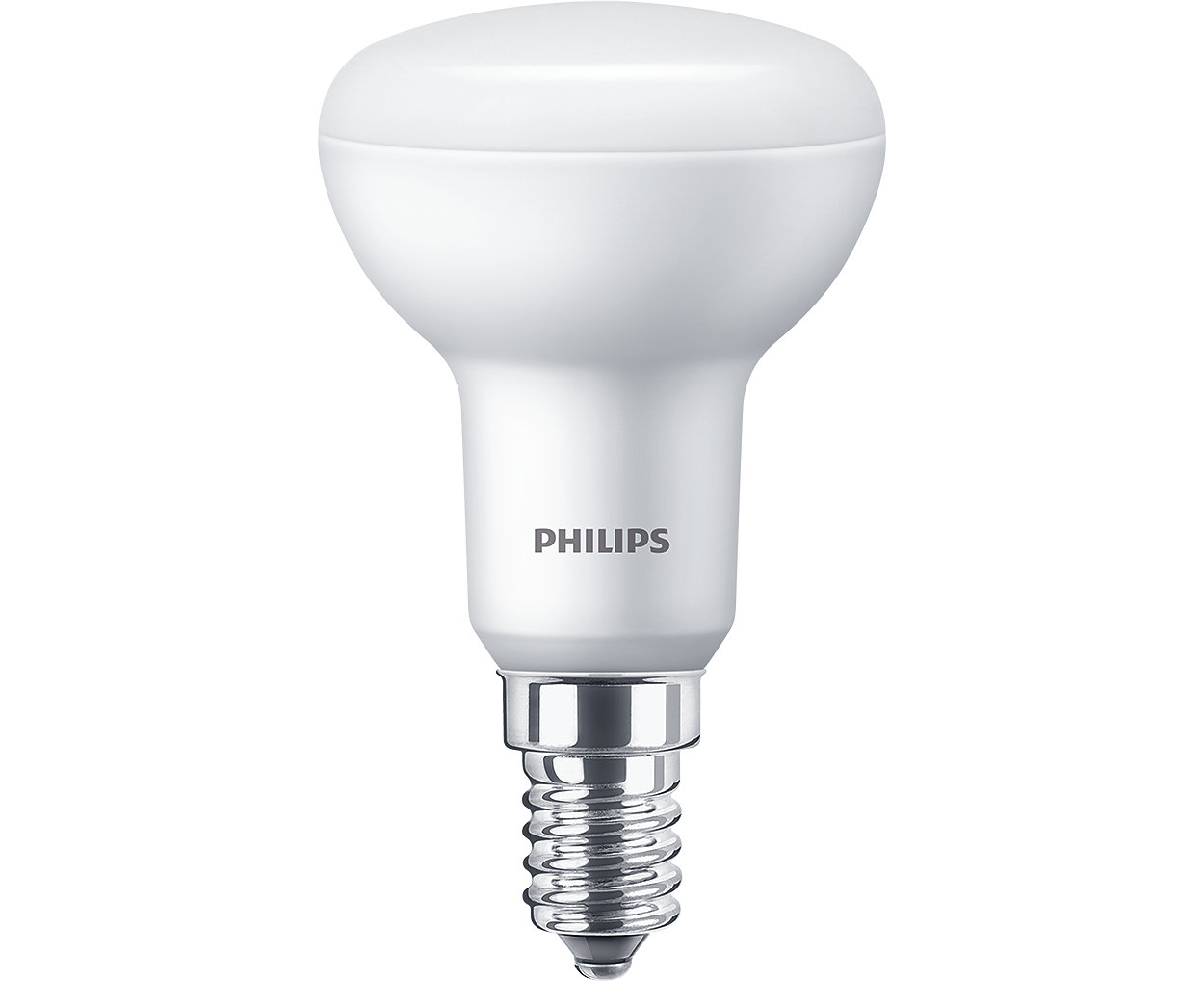 led spot 4w e14 4000k 230v r50 rca essential led philips
