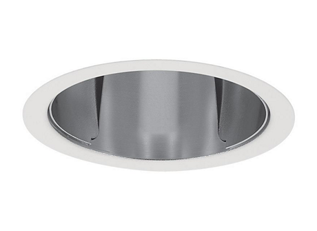 "3-3/4"" SPEC CLEAR DOWNLIGHT-VERT"