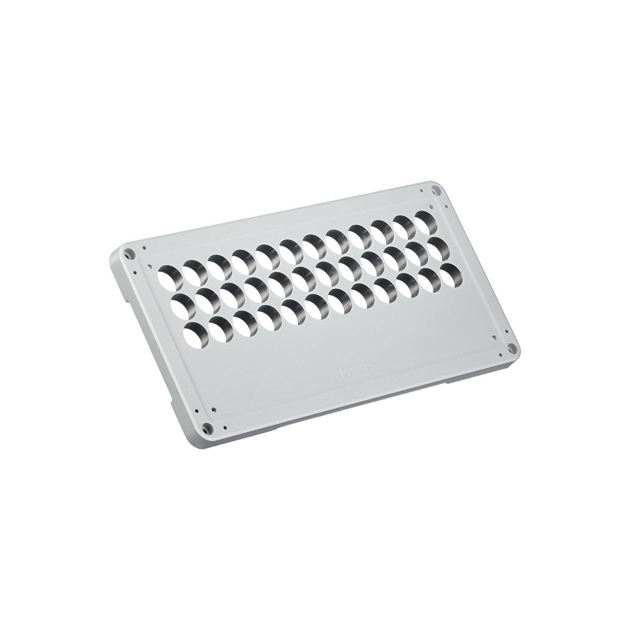 Accesorio personalizable y duradero diseñado para todas las luminarias Blast gen4
