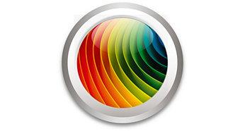 اختر من بين 7 ألوان بما في ذلك الأبيض