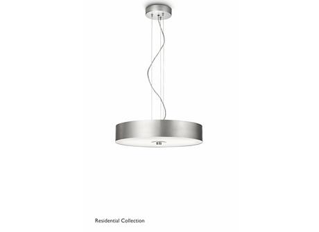 Fair pendant aluminium 1x55W 230V