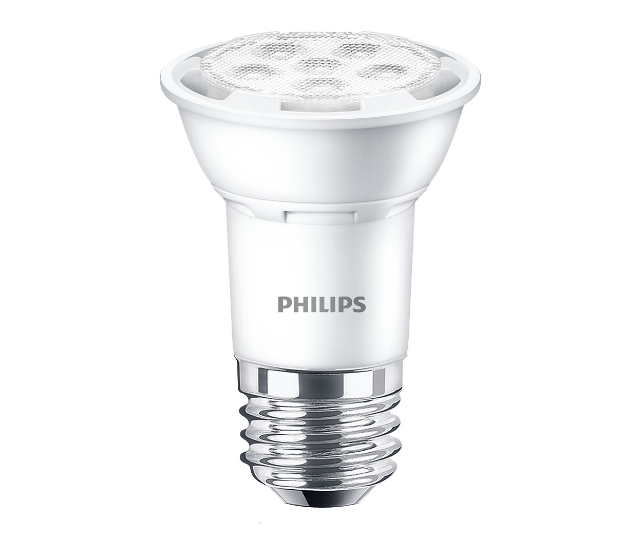 Philips Led 6w 50w Mr16 Medium Base Bright White 3000k: AmbientLED PAR16 7W 35D 830 D MR16/GU10/PAR16