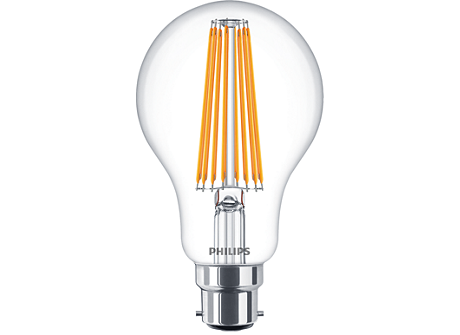 CLA LEDBulb ND 11-100W B22 WW A67 CL