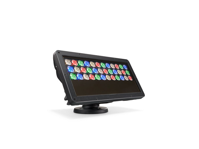 ColorBlast RGBW Powercore gen4 four channel surface-mounted LED fixture