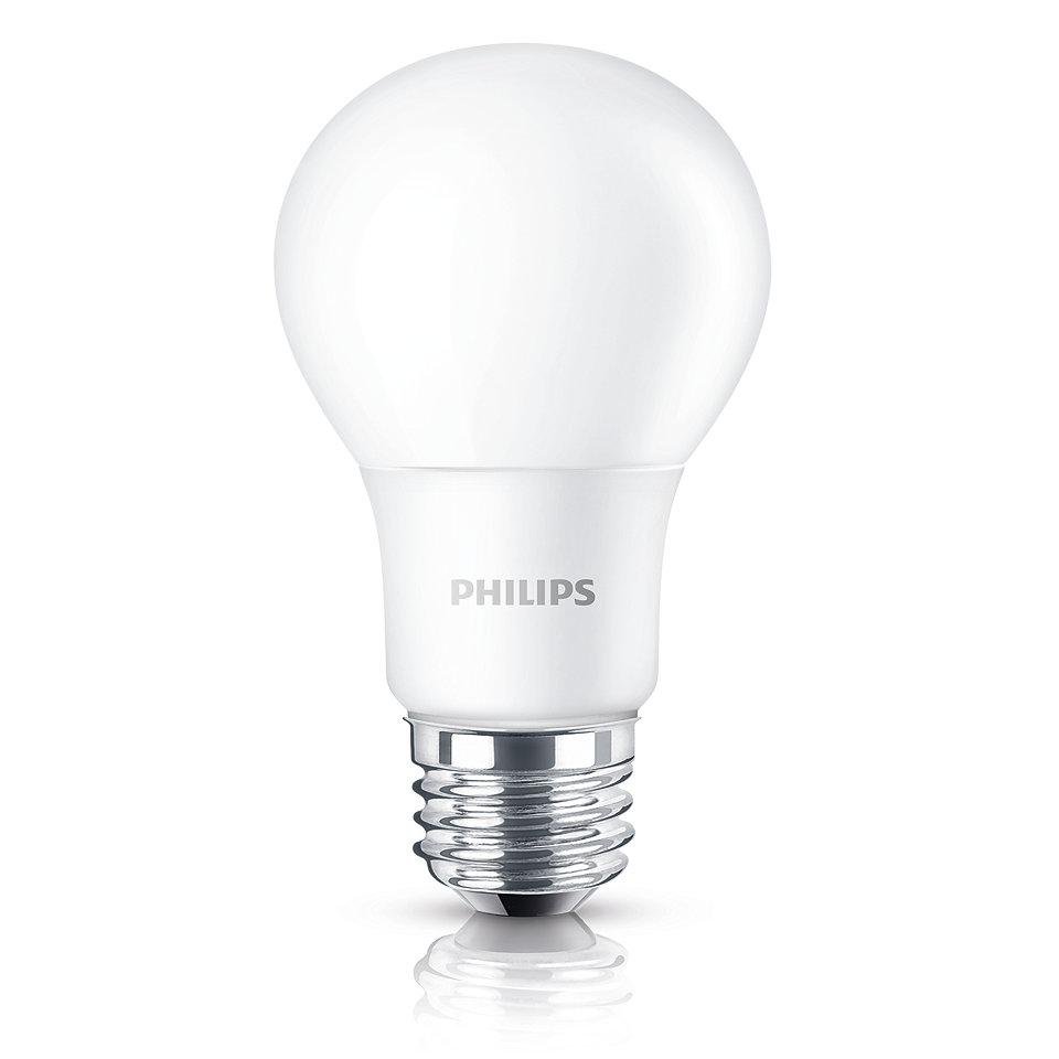 10.5W (85W) E27 cap Warm white 220-240 V Bulb