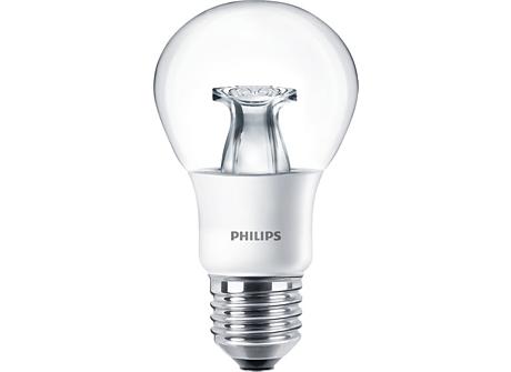MAS LEDbulb DT 6-40W E27 A60 CL