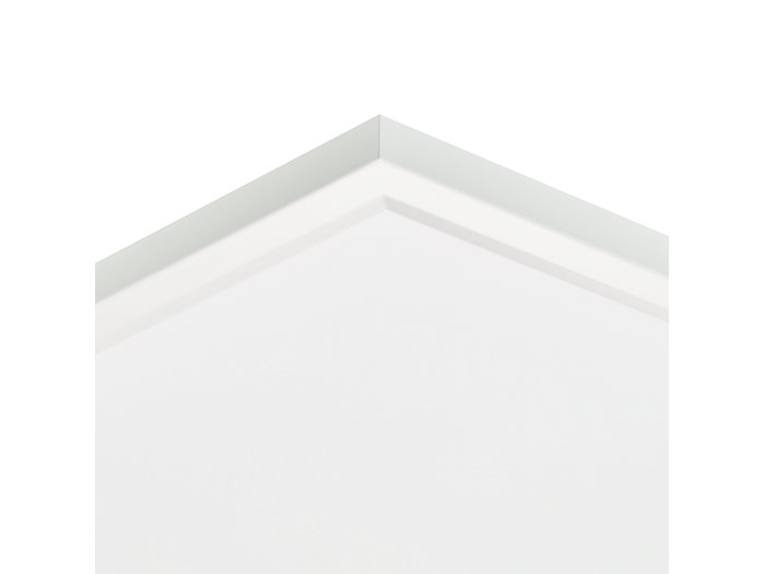 Smooth optic for office compliant panel
