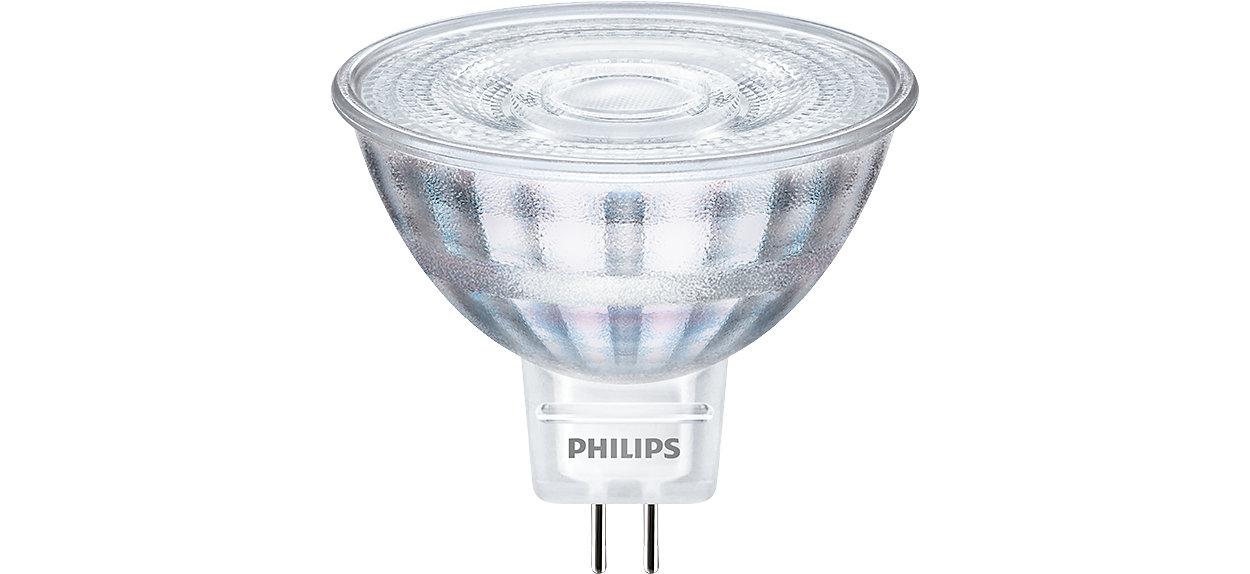 Solução LEDspot acessível