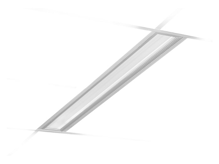 Recessed Overbed Exam Light
